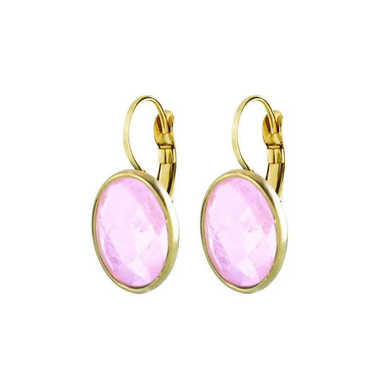4bcbdb578 Dyrberg/Kern earrings Tania MG Rose - Fabeles DYRBERG