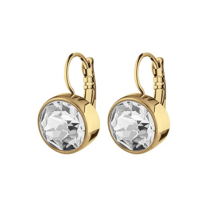 b05794c15 Dyrberg/Kern earrings Hanna SG Crystal - Fabeles DYRBERG