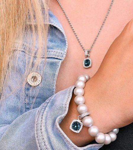 Marmara Sterling Fabeles Interchangeable earrings jewellery
