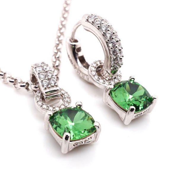 Marmara Sterling earrings necklaces fabeles