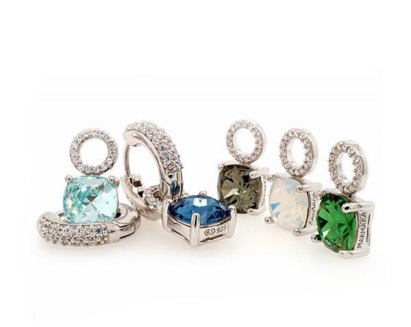 Marmara Sterling Fabeles Interchangeable Jewellery